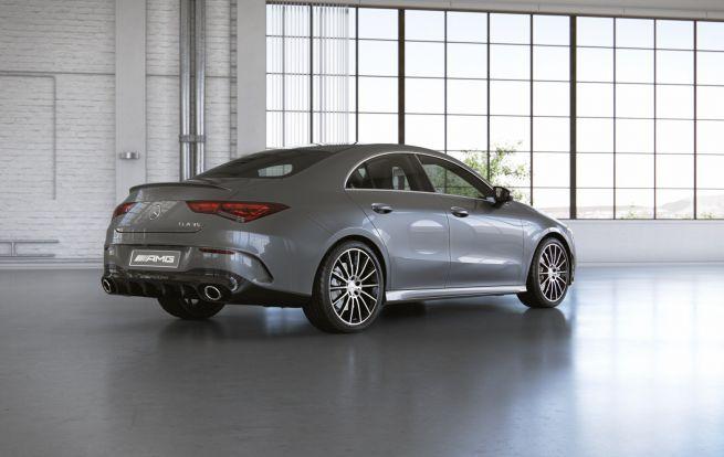 Mercedes-AMG CLA 35 4MATIC OS