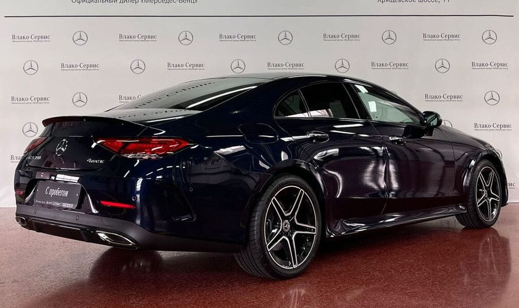 CLS 350 Coupe Sport