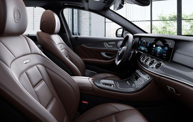 Mercedes-AMG E 63 S 4MATIC+ Особая серия