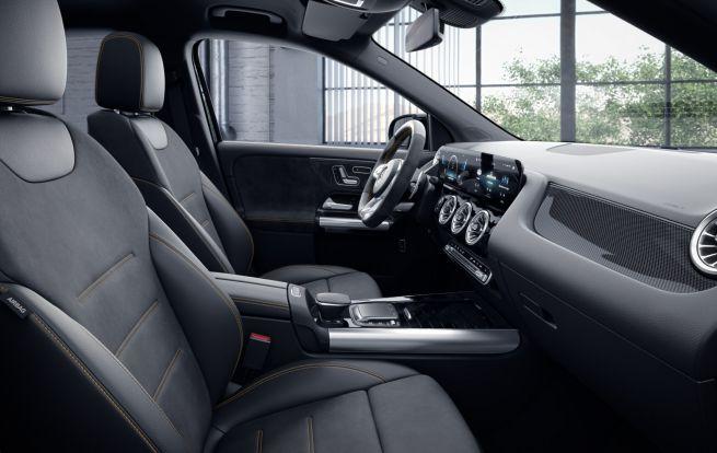 Mercedes-AMG GLA 45 S 4MATIC+ Особая Сер