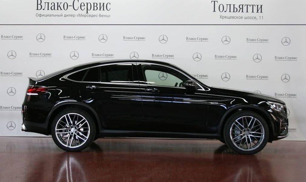 Mercedes-AMG GLC 43 4MATIC Coupe Особая серия
