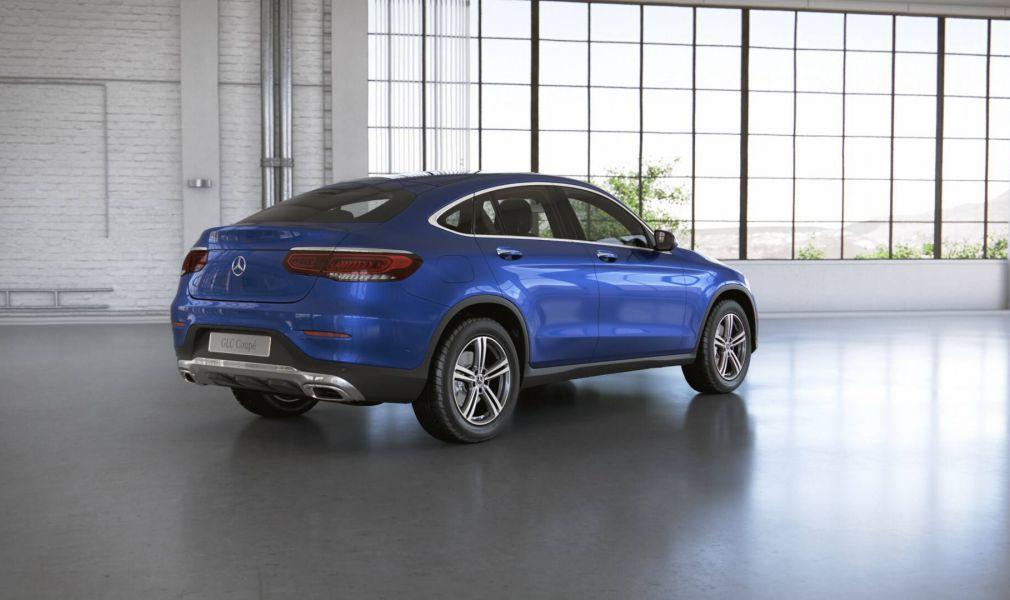 GLC 220 d 4MATIC Coupe Premium