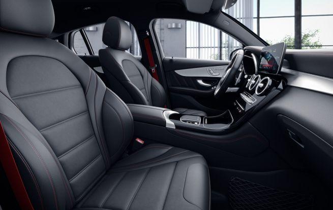 Mercedes-AMG GLC 43 4MATIC купе Особая С
