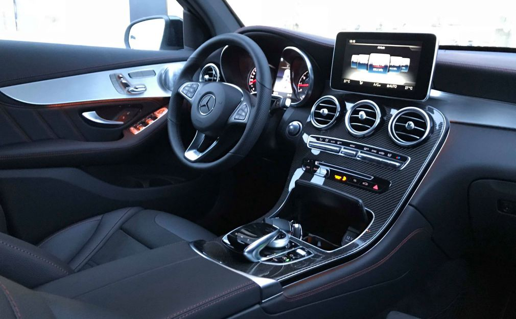 Mercedes-AMG GLC 43 4MATIC Coupe Osobaya