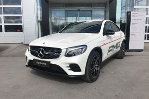 Mercedes-AMG GLC 43 4MATIC Coupe Osobaya