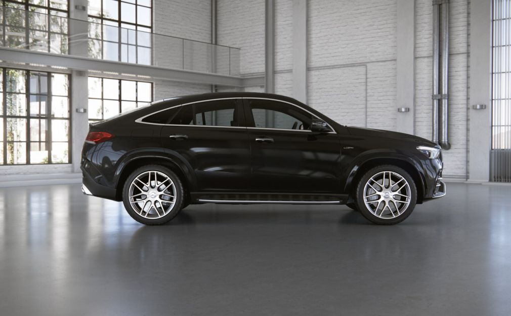 Mercedes-AMG GLE 53 4MATIC+ купе