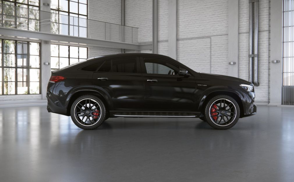 Mercedes-AMG GLE 63 S 4MATIC+ купе