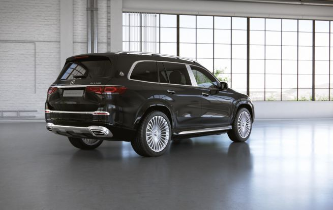 Maybach GLS 600 4MATIC