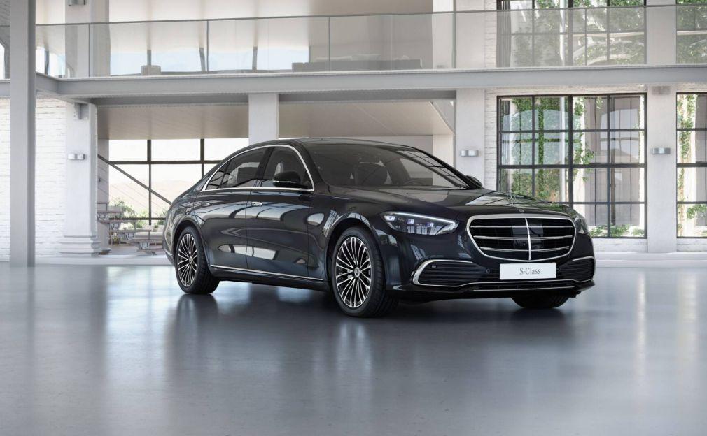 S 350 d 4MATIC L Premium