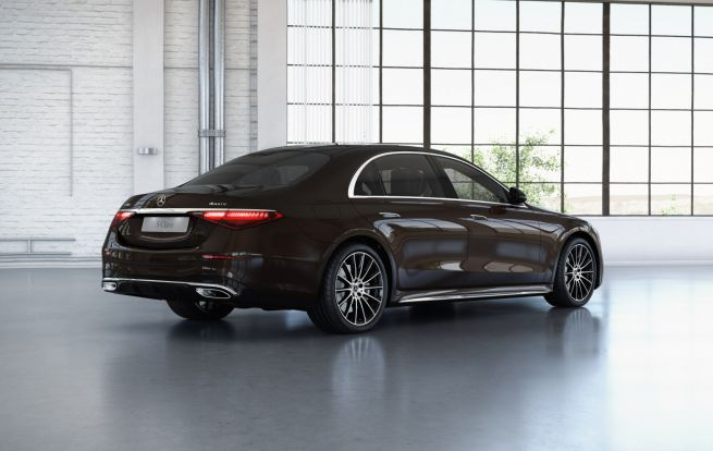 S 580 4MATIC Седан
